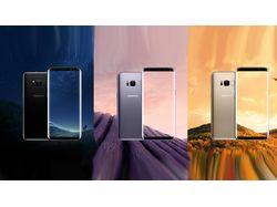 Продающее описание: Смартфон Samsung Galaxy S8