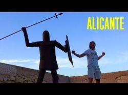 Примеры монтажа - Удивительный замок Аликанте