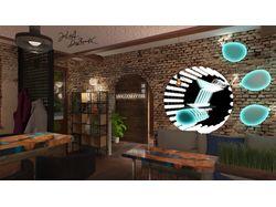 NEVESOMOST' bar&restaurant in Obukhiv