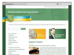 Головне фінансове управління Волинської облдержадм