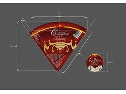 """Упаковка для морозива """"Солодкий Принц"""""""