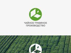 "логотип ""Чайное -Травяное производство"""