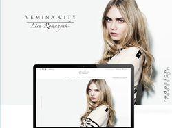 Интернет-магазин одежды Wemina City