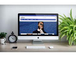 """Интернет-магазин"" Сайт для фирмы DADA USA"