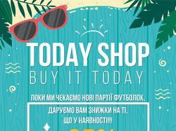 TODAY SHOP