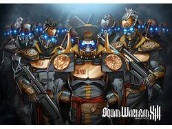 Poster Squad Wargrad XIII