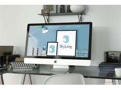 """Графический дизайн | Логотип"" Онлайн школа"
