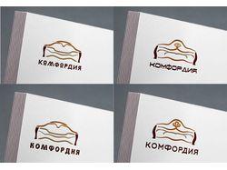 Логотип мебельного магазина