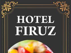HOTEL FIRUZ MENU