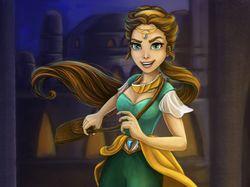 Роксолана -персонаж для мультфильма