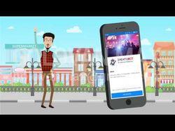 Анимационные видео для Телеграм Бота