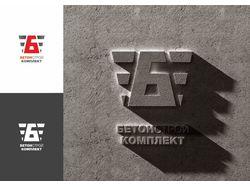 Логотип БетонСтройКомплект