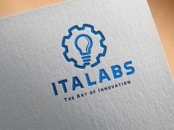 ITA Labs фирменный стиль
