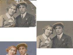 Восстановление /Реставрация старых фотографий