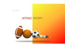 ATLAS Sport UX/UI Project