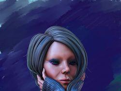 Zbrush_woman