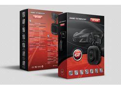 Фирменный дизайн упаковки электроники для авто