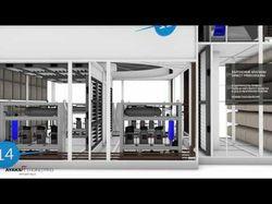Охлаждение суперкомьютера