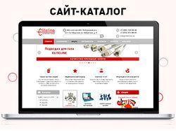 Сайт-каталог сантехники