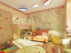 Детская комната (2 варианта)