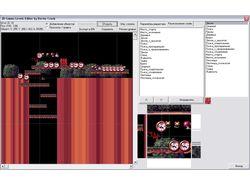 Редактор уровней для плоских 2D-игр