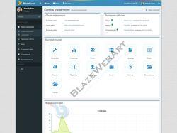 BlazeArt Cms - удобная и легкая система управления