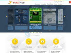 Сайт yukoweb