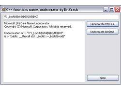 Undecorator C++