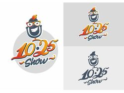 """Логотип для подросткового развлекательного шоу """"10"""