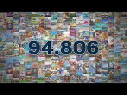 Анимация цифр для Facebook рекламы