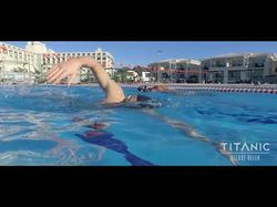 Съёмка, цветокоррекция и монтаж видео - Swimmers