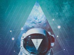 Space принты