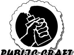 Логотип и обложка в Вконтакте для Public Craft