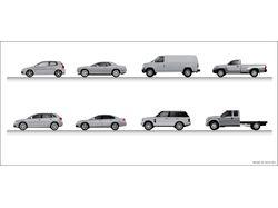 Иконки для производителя авто