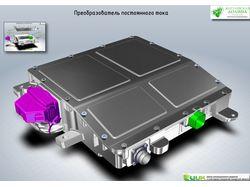 Моделирование преобразователя постоянного тока
