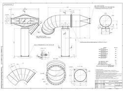 Разработка воздуховодов