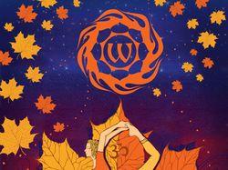 Иллюстрации для йога клуба.