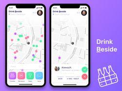 Drink Beside - ios app