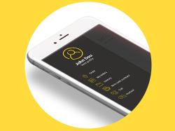 Дизайн приложения для такси
