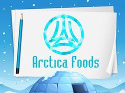 Лого для заморозки еды