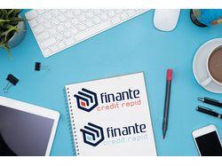 Лого для финансовой компании