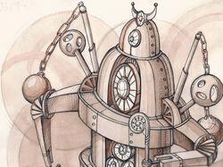 Робот-циклоп Полифем