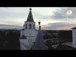 Озвучка видео: Свято-Троицкий монастырь