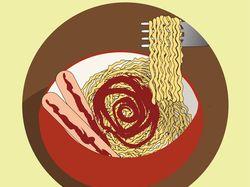 Иллюстрация для студенческого сайта.