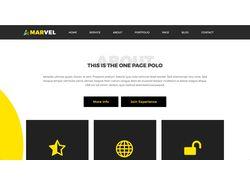 HTML-вёрстка сайта