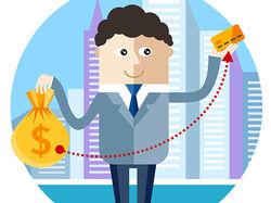 Flat-иллюстрации: бизнес (14 комплектов)