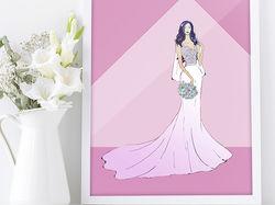 Создание персонажа невесты