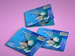 Стиль упаковки музыкального альбома