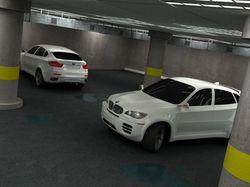 3d модель BMW X6