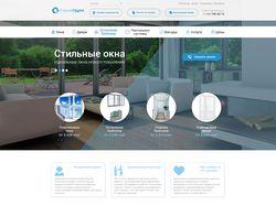 Сайт Стекло-Групп